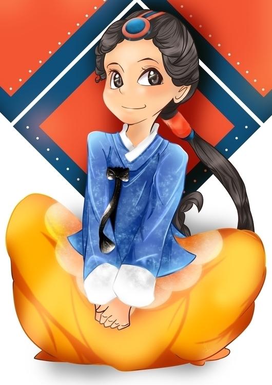 Princess Koryo 2014 - hmremi, princess - hmremi | ello