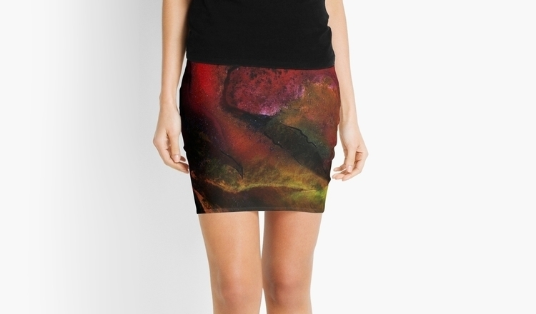 pencil skirt abstract scenery r - wolfgangschweizer | ello