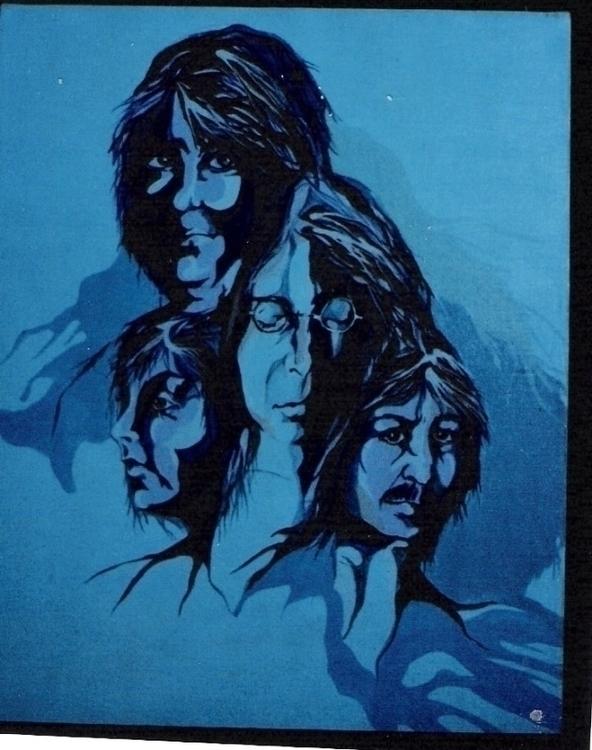 Beatles montage - raven-1420 | ello