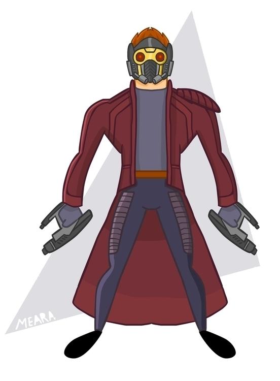 Starlord - starlord, guardiansofthegalaxy - mearatime   ello