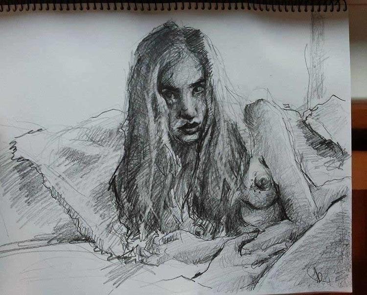 Girl - sandraknego | ello