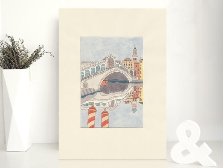 Rialto Bridge (Italian: Ponte d - ariautas | ello