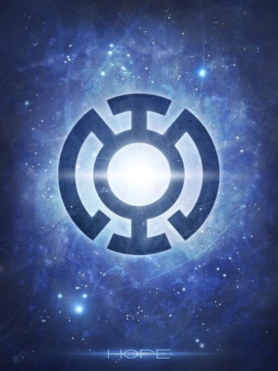 Inspired DC universe Green Lant - digitaltheory   ello