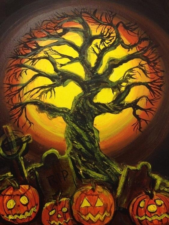 Halloween Tree - kpowell-1395 | ello