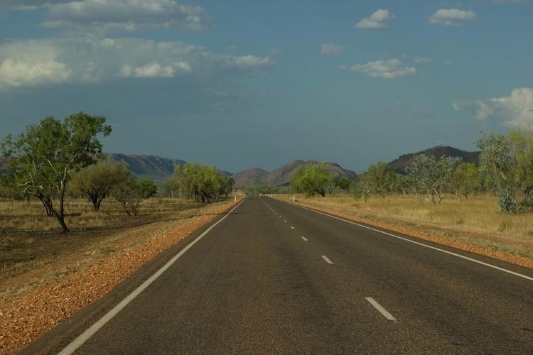 Road. Western Australia - travelphotography - misterpeekaboo | ello