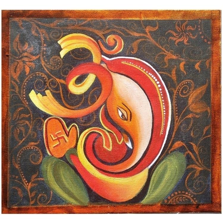Ganpati Ganesh Great God good l - neeruart | ello