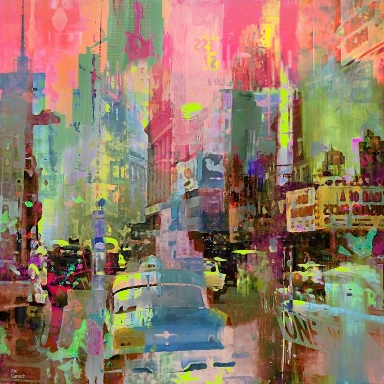 Wanna Loved - city, cityscape, cityscene - ganechjoe | ello