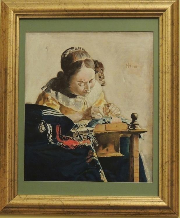 Vameer - painting - yazzum | ello