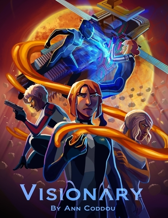 experience Visionary, scifi ani - anndorphin   ello