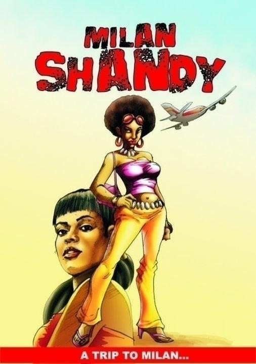 milan shandy - comicbooks, comiccover - sunnyefemena | ello