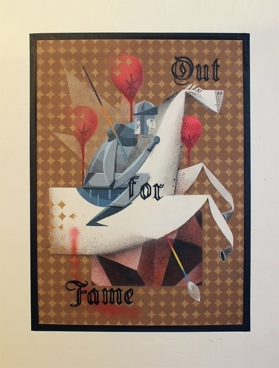 "piece group show Fame""; referen - borrrris 