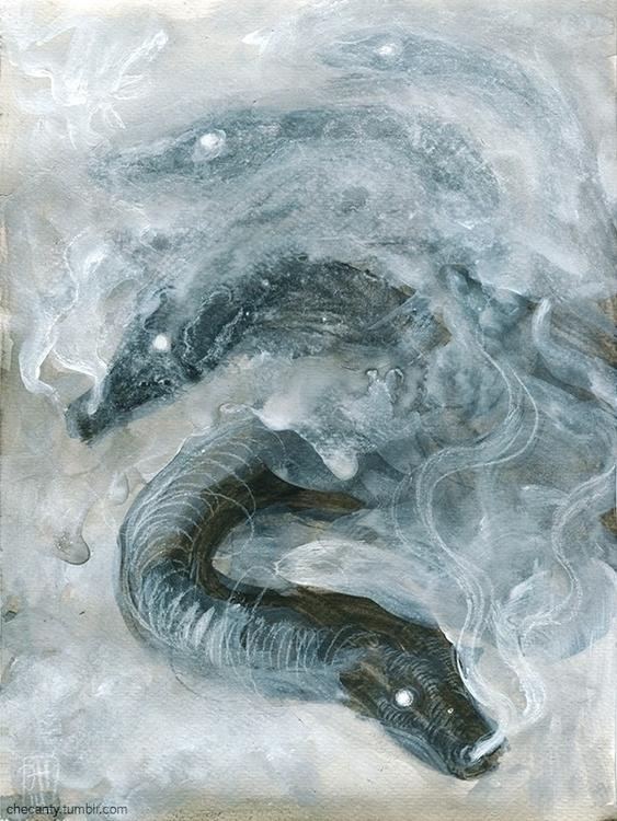 dragon - checanty | ello