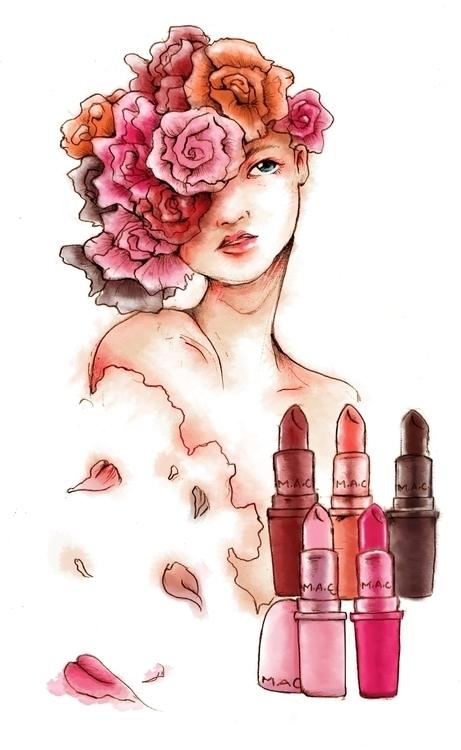 Giambattista Valli MAC cosmetic - saradevi | ello
