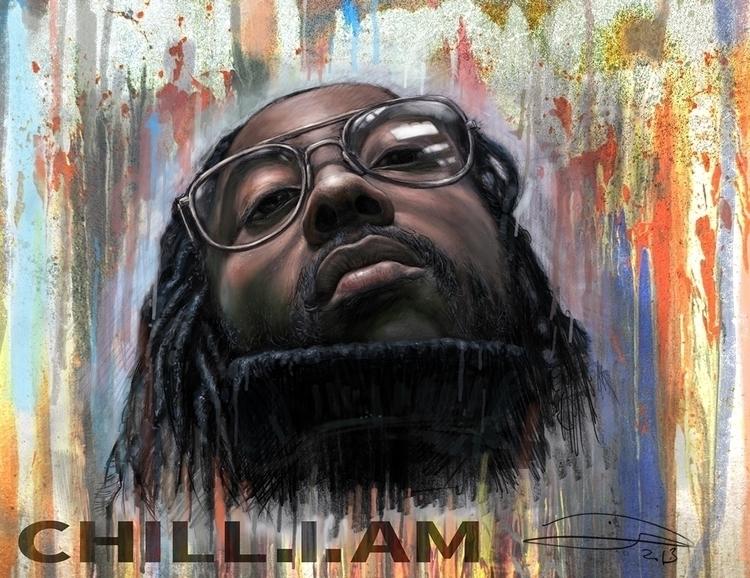william, william, illustration - baruchinbar | ello