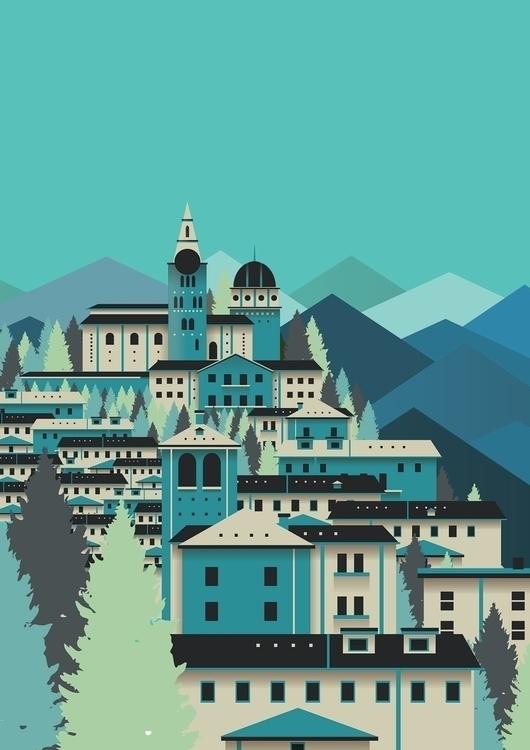 Pinerolo - pinerolo, city, cityscape - oscarcauda | ello