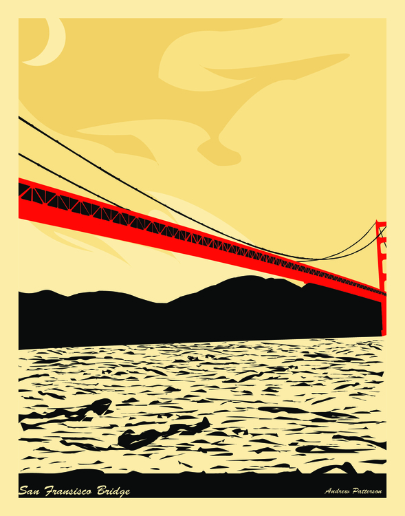 illustration created San Franci - patterson-1080 | ello
