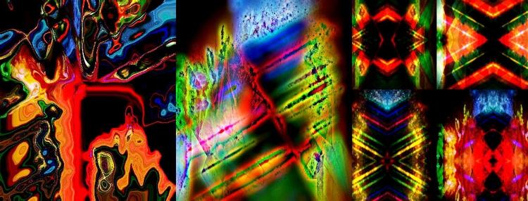 Human Infrastructure - digitalart - schuzannamidnight | ello