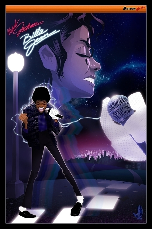 MJ billie jean video-alternativ - dedos-1276 | ello