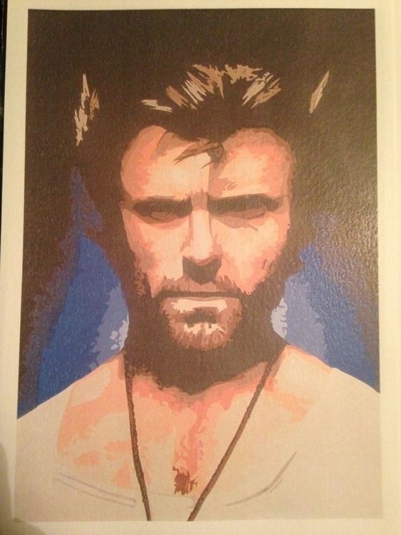 Wolverine - Marvel, Art, Print, Forsale - thatillustrator | ello