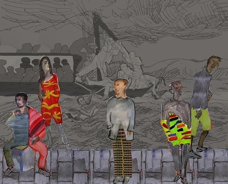 'Arrival' composition based acr - frankcreber | ello