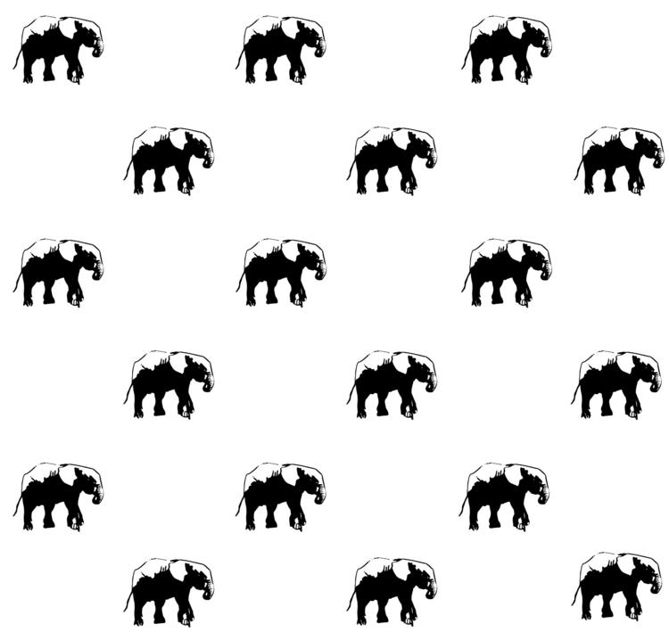 Tembo - tembo, elephant, surfacedesign - irene_rofail | ello