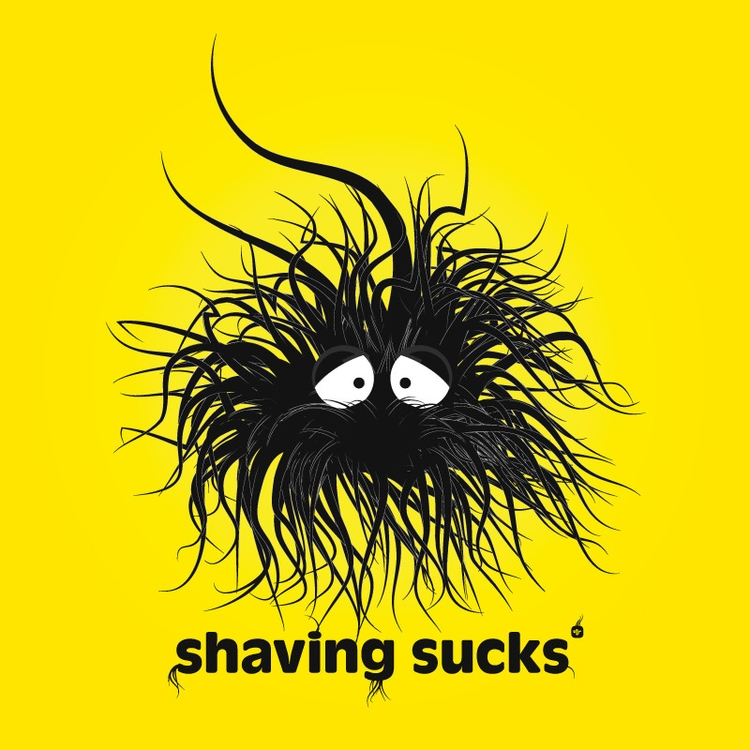 Shaving Sucks. Hairy Steffen Re - steffenremter | ello