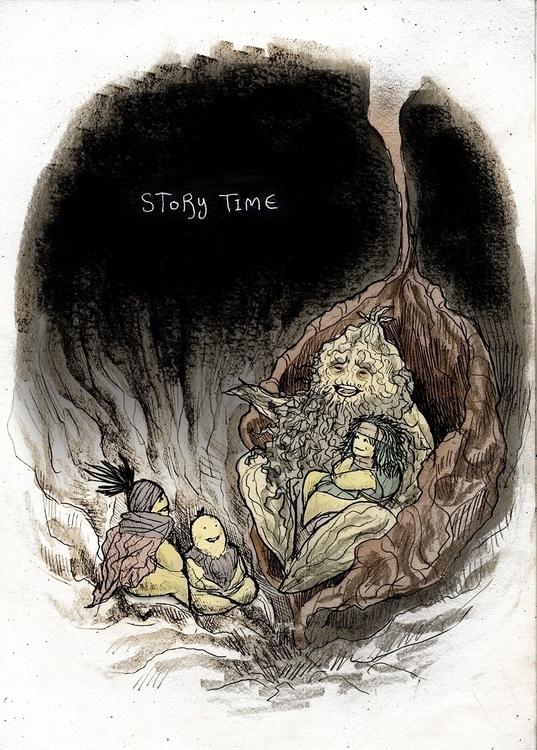 Story time - joebecci | ello