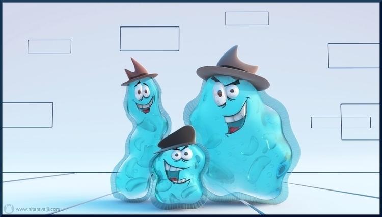 Amoeba boys missing cartoon net - nitz-5881 | ello