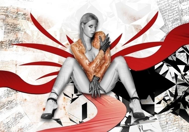 3D Concept (2005 - illustration - cornevandooren | ello