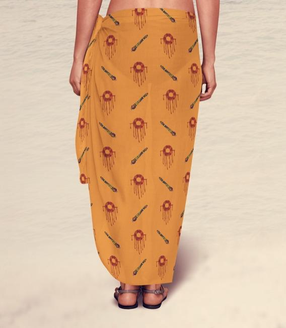 Sarong - pattern, fashion, fashiondesign - irene_rofail | ello