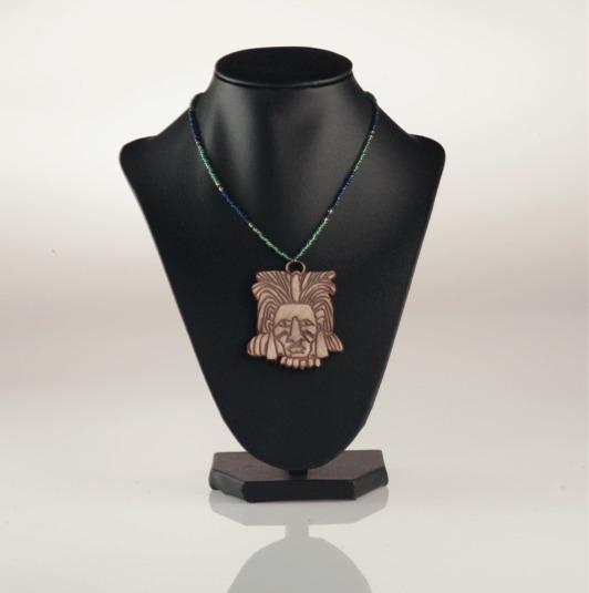 Jewelry collection - lasercut, wood - irene_rofail   ello