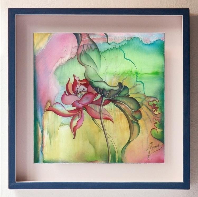 Rainbow Dance -original paintin - annahannahart | ello