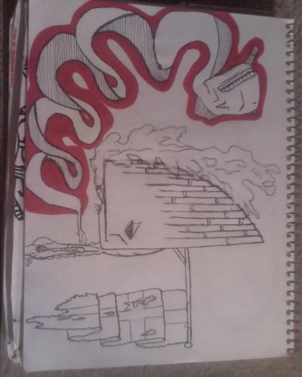 Sketch mutation idea - #drawing - torresj | ello
