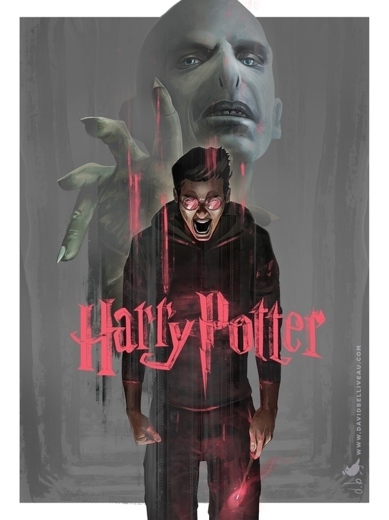 Harry Potter - harrypotter - davidbelliveau | ello