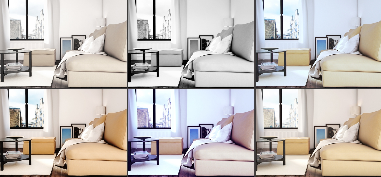 IKEA style interior - colour op - coop567 | ello