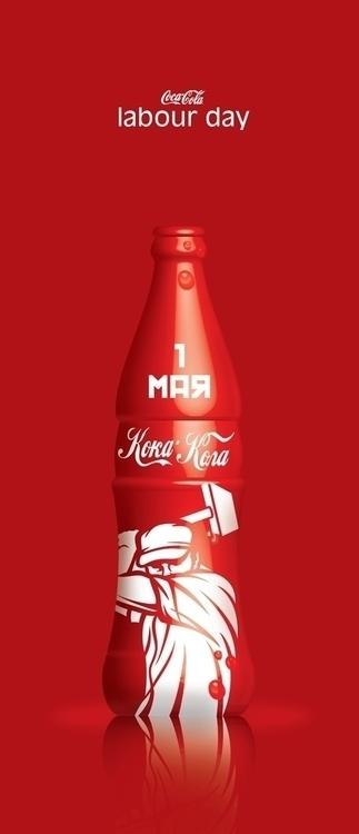 Thematic-Coca-Cola-bottle-desig - cardula | ello