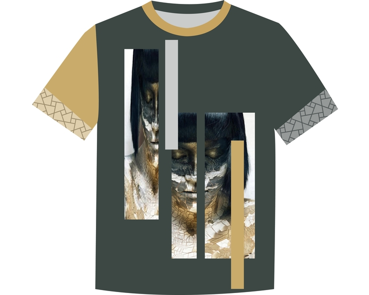 shirt design - graphicdesign, digitalart - torresj | ello