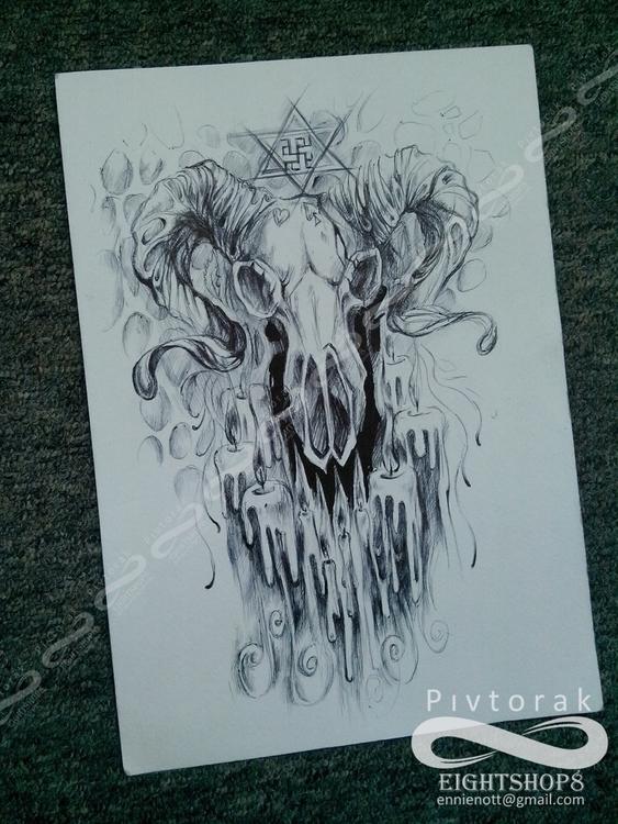 ink sketh - victorovna | ello