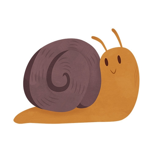 Snail (English Countryside book - clairestamper   ello