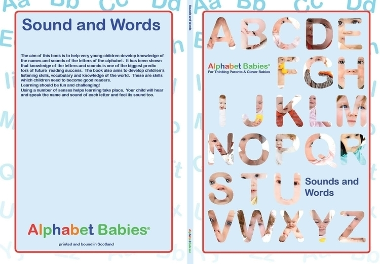 Childrens alphabet book cover - jenniferreid-1004 | ello