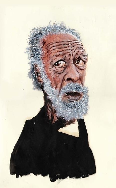 Portrait - portrait, portraitillustration - branca-9491 | ello