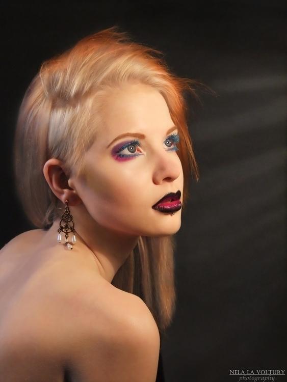 Model, Hair: Lussye Schöndorf P - nelagriminelli_art   ello