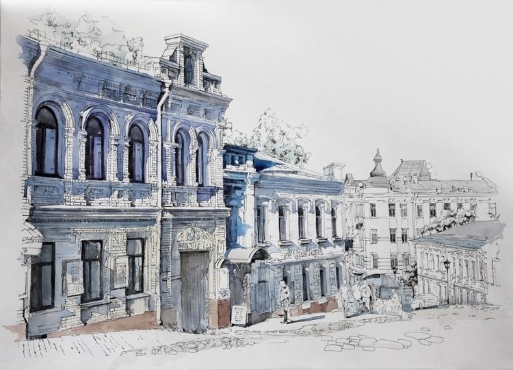 St. Andrew uzvoz - house, picture - malenka-9713   ello