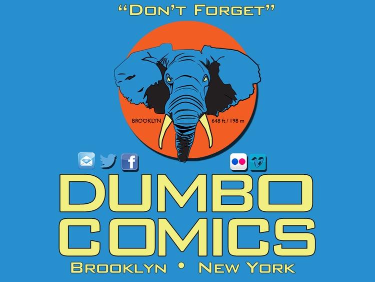 DUMBO COMICS PROMOTIONAL ART WO - ryan_matta | ello