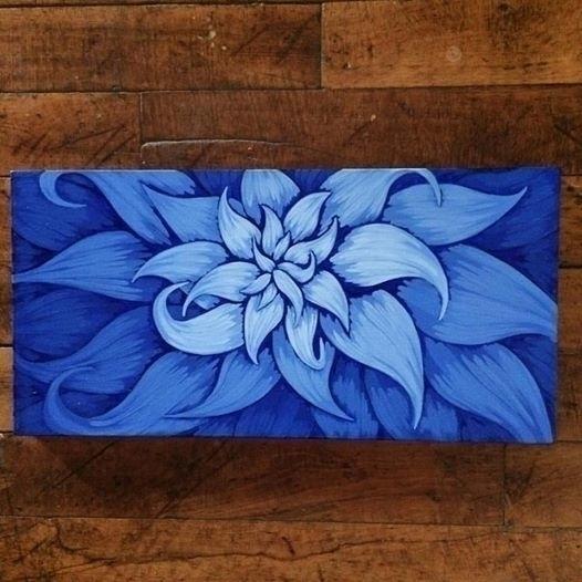 Oil canvas. MarShew (Lindy Mari - marshew | ello