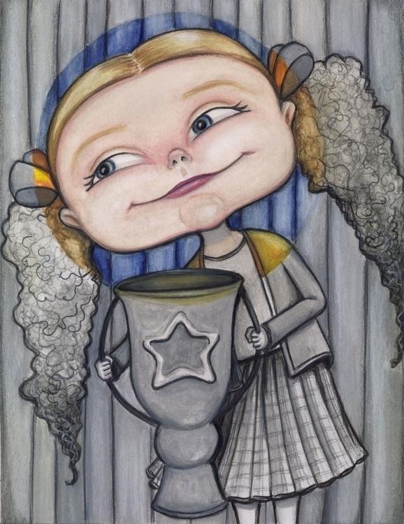 Proud - children'sillustration, children'sbook - catsnodgrass | ello