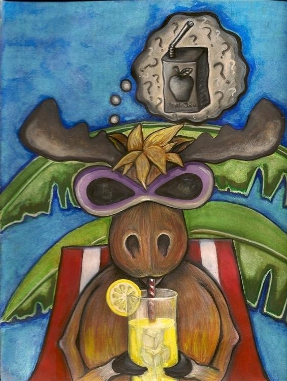 Moose Juice - moose, juice, lemonade - catsnodgrass | ello