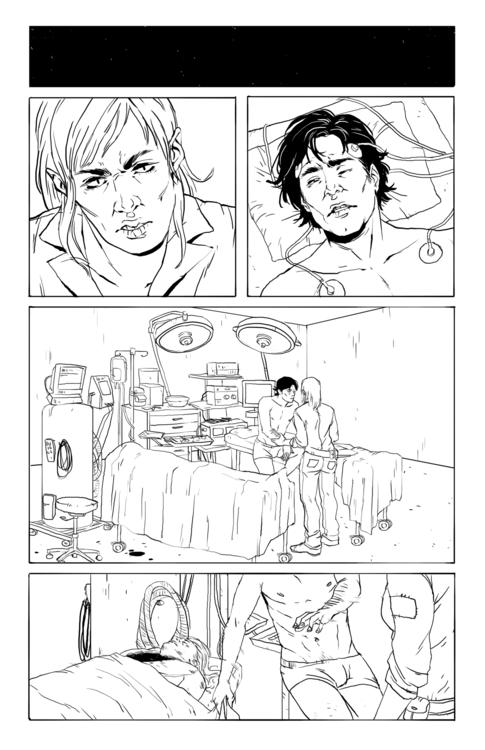 Testpage - comic, testpage, surgery - karina-3813 | ello