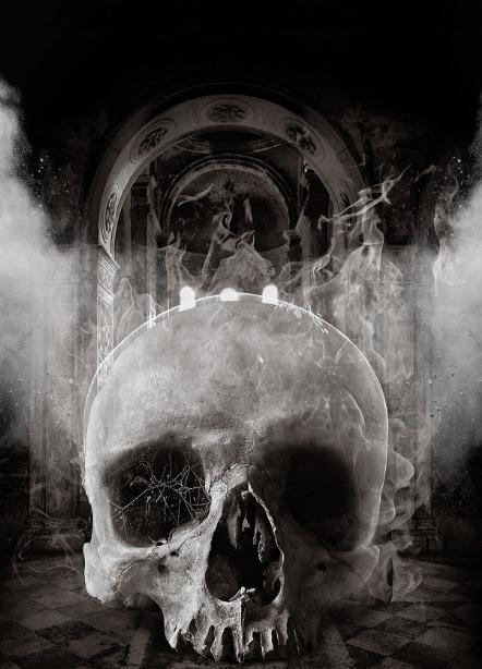 La Muerte - illustration, photoshop - mauriceblaine | ello