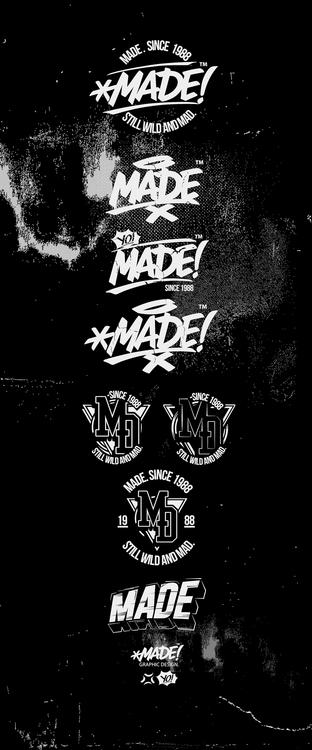 MGNG, Logo, tag, blackandwhite - mgng | ello